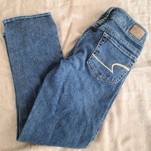 American Eagle anklle jeans